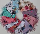 """Хлопкові шарфи """"Стелла"""" 146-10, фото 4"""