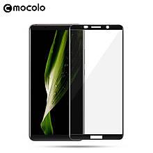 Защитное стекло Mocolo Full сover для Huawei Mate 10 pro черный