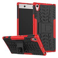 Чехол Armor Case для Sony Xperia XA1 Ultra G3221 / G3226 Красный