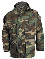 """Куртка полевая """"Smock"""" в расцветке Woodland. MFH, Германия."""