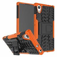 Чехол Armor Case для Sony Xperia XA1 Ultra G3221 / G3226 Оранжевый