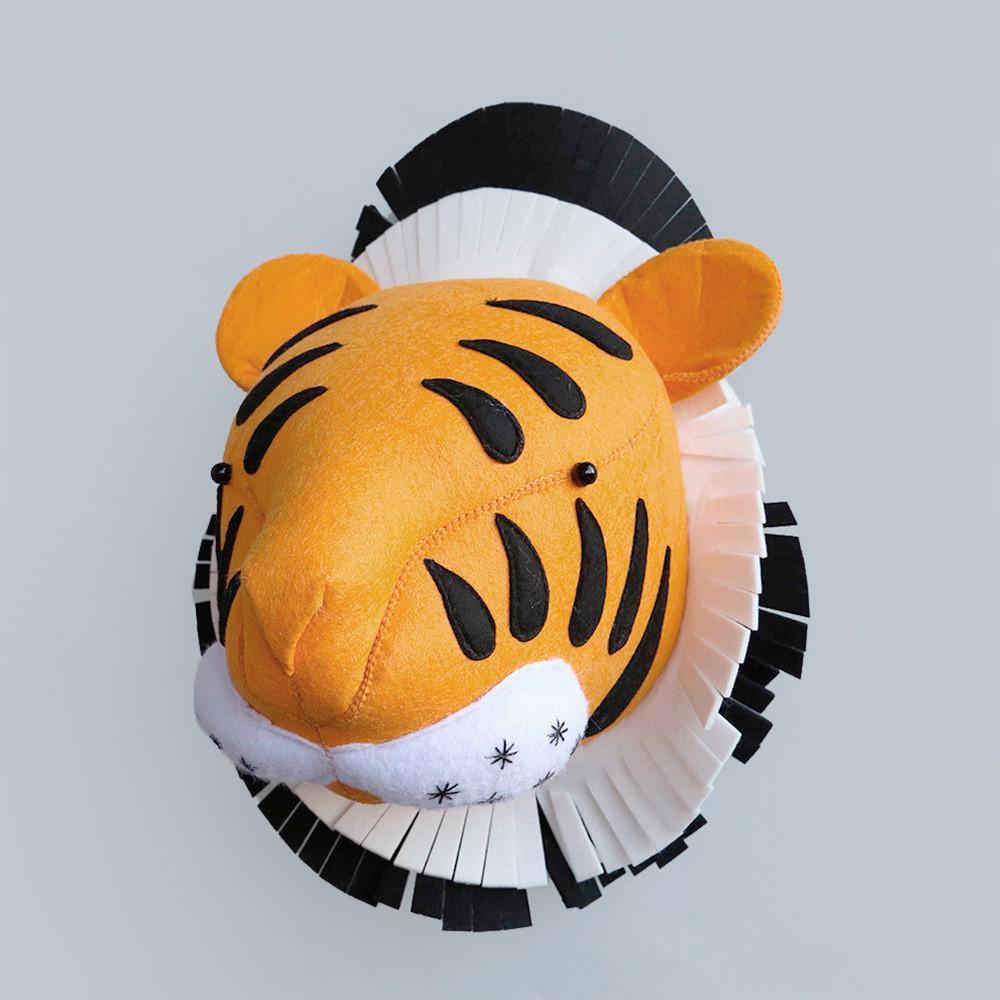 Мягкая игрушка украшение Тигр Berni Kids