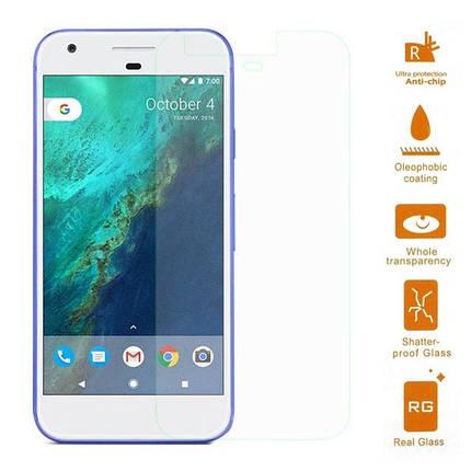Защитное стекло OP 2.5D для Google Pixel прозрачный, фото 2