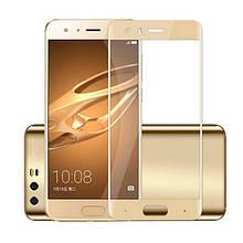 Защитное стекло OP Full cover для Huawei Honor 9 Lite золотистый