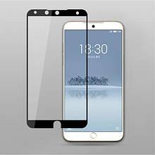 Защитное стекло OP Full cover для Meizu 15 Plus черный