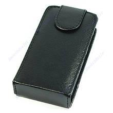 Чехол книжка Nokia C5-03 черный, распродажа
