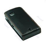 Чохол-книжка Nokia C5-03 чорний, розпродаж, фото 2