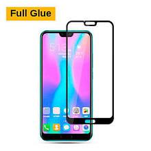 Защитное стекло OP 3D Full Glue для Huawei Honor 10 черный