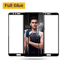 Защитное стекло Optima 3D Full Glue для Huawei Honor 7x Black