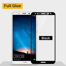 Защитное стекло Optima 3D Full Glue для Huawei Mate 10 Lite Black