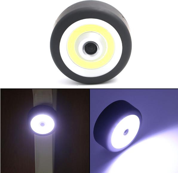 Переносной LED светильник  на магните