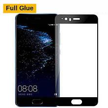 Защитное стекло OP 3D Full Glue для Huawei P10 черный