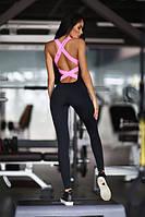 Комбинезон для фитнеса Fit Rose КБ-126, фото 1
