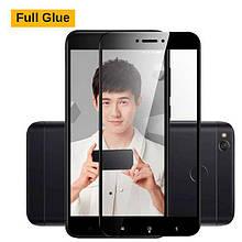 Защитное стекло Optima 3D Full Glue для Xiaomi Redmi 4x Black