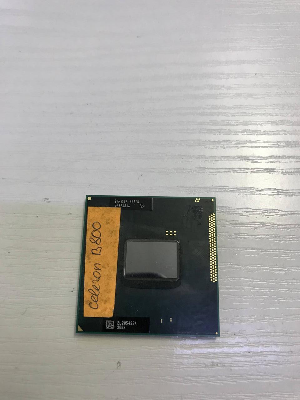 Процессор Intel Celeron B800 - SR0EW  - рабочий и исправный. Гарантия 1 месяц