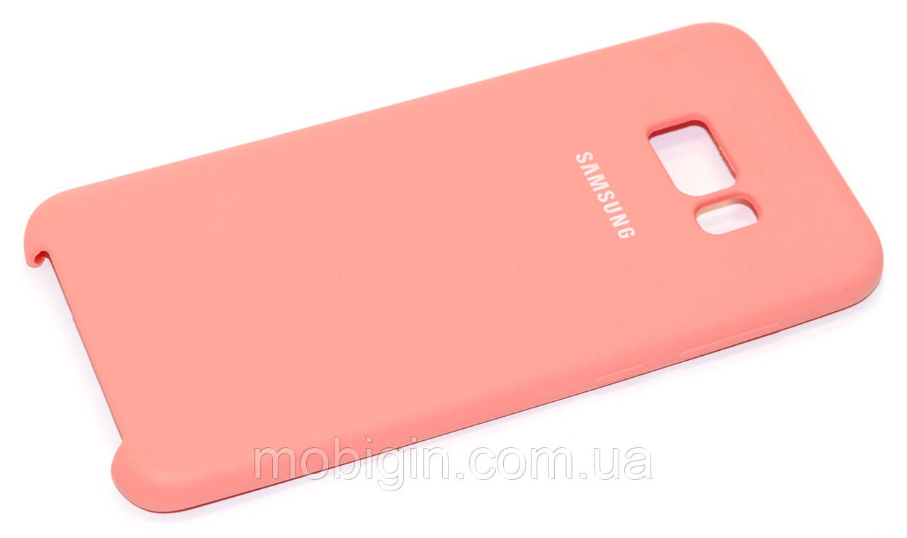 Оригинальный чехол Samsung S8 Plus Galaxy G955 Original Soft Case Pink