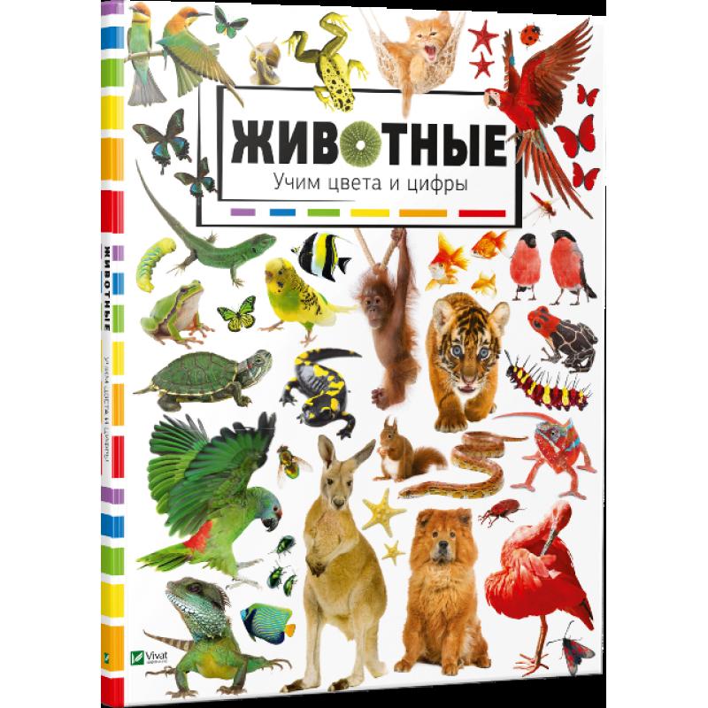 """Жученко М.С. """"Животные. Учим цвета и цифры"""""""
