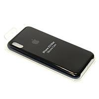 Чехол силиконовый Айфон Apple IPhone XS Max Original Black