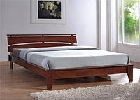 Кровать из натурального дерева для спальни 1,6