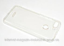 Чехол силиконовый Xiaomi Redmi 6 , прозрачный Ultra Thin Air Case