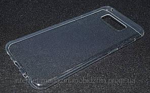 Чехол Samsung G955/S8 Plus, прозрачный ультра