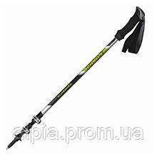 Треккинговые палки Vipole Super HSA QL EVA RH Green DLX S1903 (Antishock)