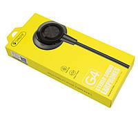 Наушники вакуумные Celebrat G4 разьем 3,5 mm с микрофоном