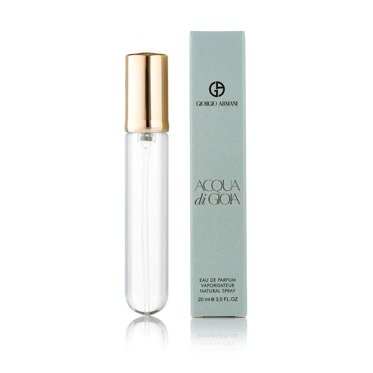 Мини парфюм Giorgio Armani Acqua di Gioia для женщин - 20 мл