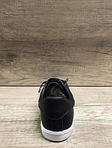 Женские черные кеды  Prima DarteYD065, фото 2