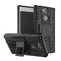 Чехол Armor Case для Sony Xperia XA2 H4113 / H4133 Черный