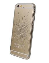Чехол накладка силиконовый Diamond Younicou для Huawei P10 Lite Silver Shine