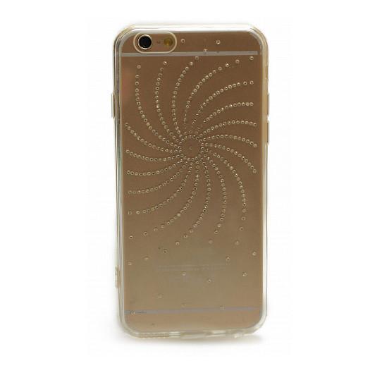 Чехол накладка силиконовый Diamond Younicou для Huawei P20 Lite Sun Shine