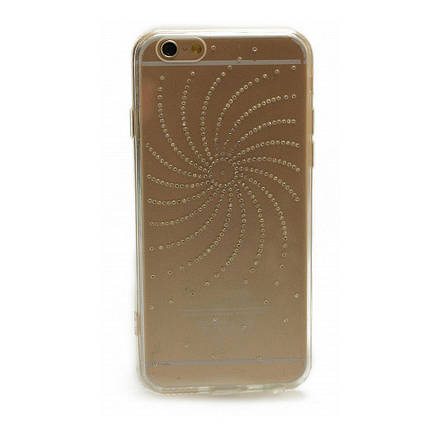 Чехол накладка силиконовый Diamond Younicou для Huawei P20 Lite Sun Shine, фото 2