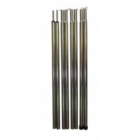 Комплект стійок стальних для тента 2,3м