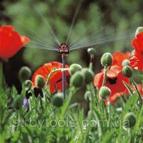 Микродождеватель шестипозиционный Gardena, фото 2