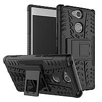 Чехол Armor Case для Sony Xperia XA2 Ultra H4213 / H4233 (6.0 дюйма) Черный, фото 1