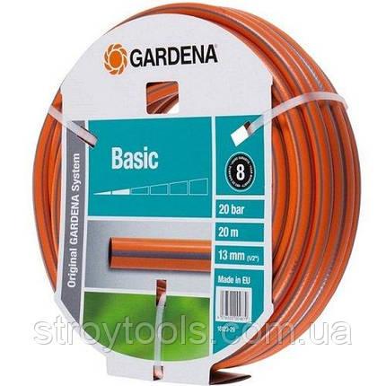 Шланг Gardena Basic 13 мм x 20м., фото 2