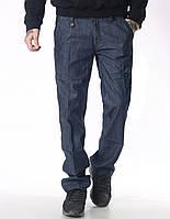 Джинсы мужские Franco Benussi 601-789 темно-синие