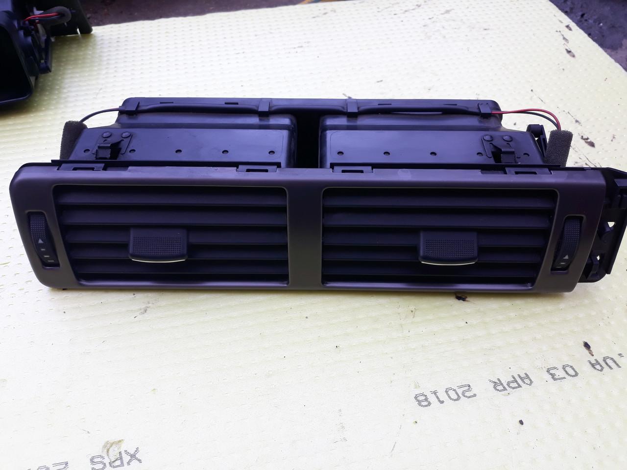 Дефлектор воздушный салона центральный ауди а6 с5 audi a6 c5 4b1820951