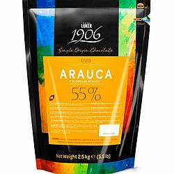 Молочний шоколад Arauca 55% 100г. Casa Luker, Колумбія