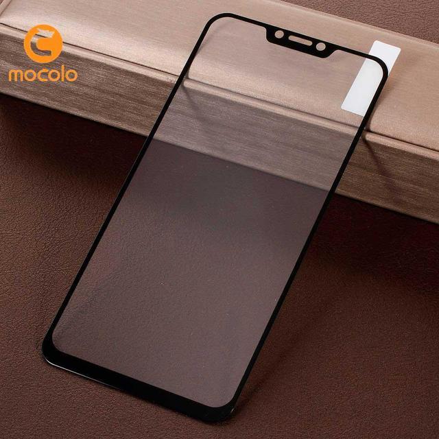 Защитное стекло Mocolo Full Glue для Asus Zenfone 5 ZE620KL черный