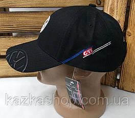 Котоновая кепка с логотипом Volkswagen, сезон весна-осень, большая вышивка, на регуляторе, фото 3