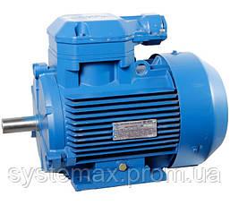 Взрывозащищенный электродвигатель 4ВР112М4 5,5 кВт 1500 об/мин (Могилев, Белоруссия), фото 2