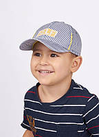 Кепка для мальчика ТМ Dembo House, арт. Фернандо, возраст от 9 месяцев до 3 лет