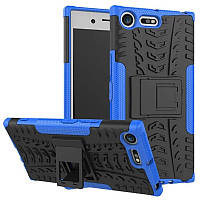 Чехол Armor Case для Sony Xperia XZ Premium Синий