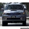 Штатные дневные ходовые огни (DRL) для Toyota Hilux