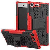 Чехол Armor Case для Sony Xperia XZ Premium Красный