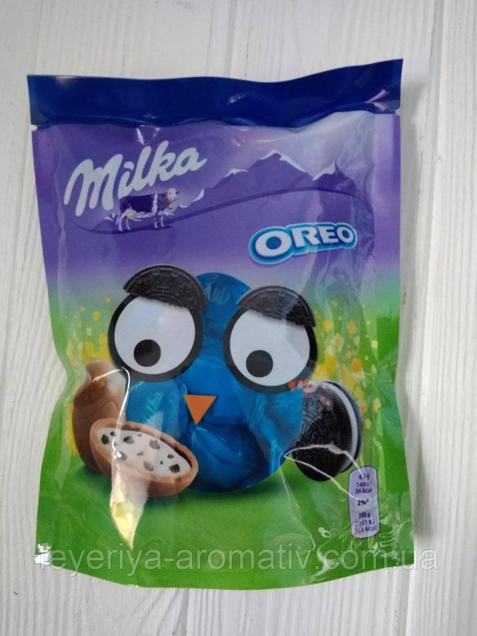 Конфеты Милка c орео Milka Oreo 86г (Швейцария)