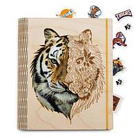 """Блокнот """"Тигр"""" (А5 формат )"""