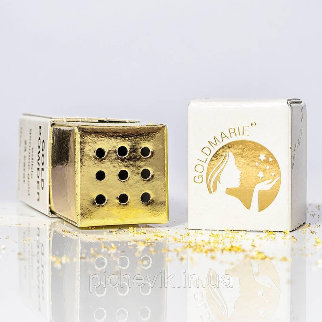 Пищевое золото в хлопьях ТМ Noris (Германия) 200мг